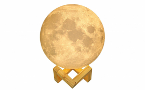 Lampa de veghe Moon + Cadou
