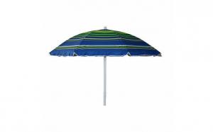 Umbrela plaja, model dungi, albastru inc