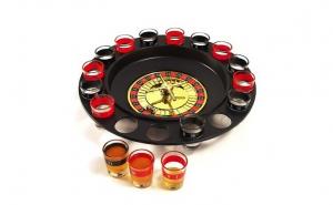 Distractie garantata: Ruleta cu 16 shoturi, la doar 59 RON in loc de 149 RON! Garantie 12 luni!
