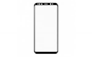 Set 2x Folie MTP Full Glue Full Cover pentru Samsung Galaxy S9 Negru