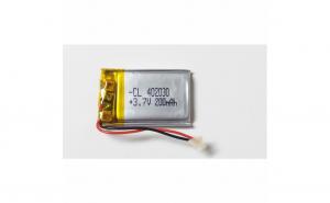 402030 - Acumulator Li-Po- 3,7 V -200mah