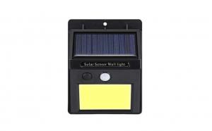 Lampa solara 48 LED cu senzor de miscare