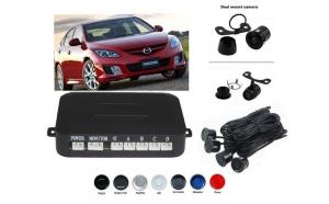Senzori parcare cu camera video fara