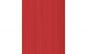 Tapet rosu model unicolor cu finisaj mat si suprafata texturata 598-24
