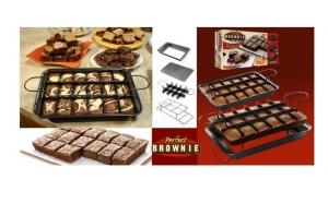 Tava cu separator de prajituri Brownie la doar 45 RON