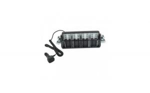 Lampa stroboscopica LED pentru parbriz