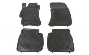 Set covorase cauciuc stil tavita Subaru Legacy IV 09.03-12.09 Rezaw
