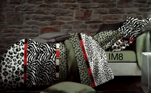 Lenjerie de pat Imagination, ce ofera stil dormitorului tau, la doar 119 RON in loc de 269 RON