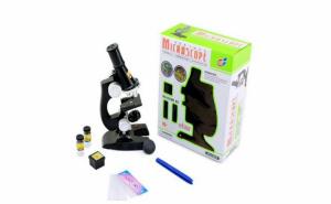 Microscop educativ pentru copii