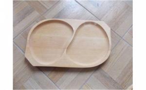Platou din lemn la doar 36 RON in loc de 72 RON