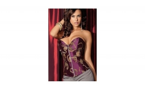 Corset Woman's Holiday