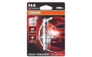 Bec OSRAM H4 Night Breaker Unlimiter