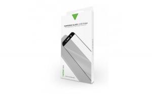 Folie de protectie Vetter GO Tempered Glass Full Frame pentru Sony XA1, Negru