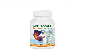 Supliment alimentar Omega 3-6 Forte, Arthrocann Collagen, 60 tbl