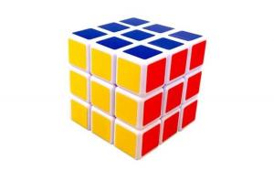 Cub Rubick, 6 fete colorate + Cadou Hopa Mitica