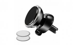 ONI-ZeroskyAG - Suport Magnetic Auto Telefon 360 Argintiu