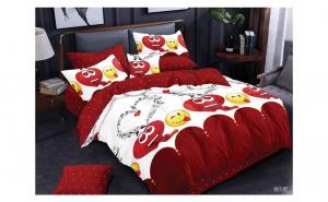 Set lenjerie de pat- 6 piese-100% romaneasca