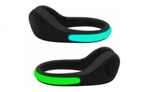 Clema pentru pantofi cu LED 1+1 cadou