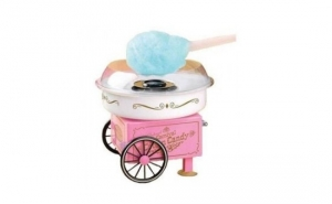 Aparat de facut vata de zahar Candy Carnival la doar 159 RON