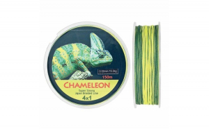 Fir textil Baracuda Chameleon 150 m,