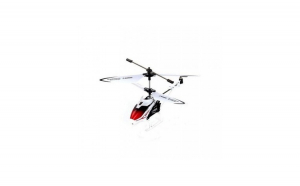 Elicopter SYMA S5, 3 canale, alb