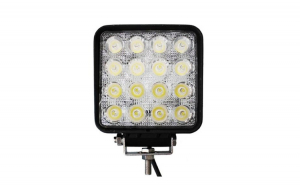 Proiector LED Auto Offroad 4D