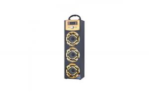 Boxa portabila functie bluetooth + microfon inclus, 35w mx-103 wireless