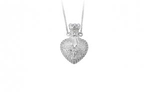 Colier Luxury Heart