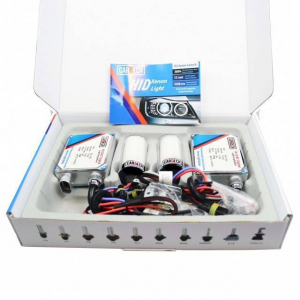 Kit Xenon 35w FAT Cartech digital AC Premium H1 12000k