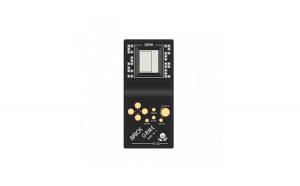 Consola de joc Tetris, 9999 in 1, negru