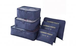 Organizator de bagaje - set de 6 gentute