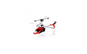 Elicopter SYMA S5, 3 canale, rosu