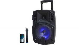 Boxa Portabila Tip Troler, Bluetooth,