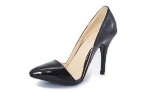 Pantofi dama negri Stiletto - toc 10