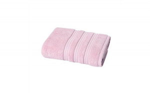 Prosop Linens 100% bumbac 50x90cm roz PRC17