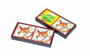 Domino mix - animale, Totul pentru copilul tau, Jocuri de societate