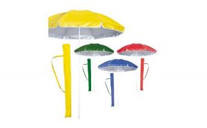 Umbrela plaja rabatabila cu protectie UV Diametru, 200 cm