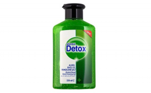 Gel antibacterian Detox, dezinfectant