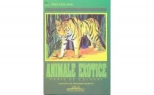 Animale Exotice - carte de colorat, autor Nemethi Smaranda