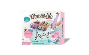 Jucarie creativa pentru fete, creionul cu ciocolata