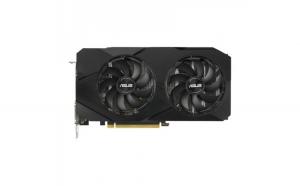 Placa video ASUS GeForce GTX 1660 Dual EVO O6G  6GB GDDR5  192 bit