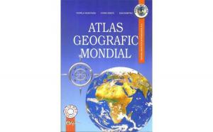 Atlas geografic mondial - Viorela Anastasiu D.Dumitru