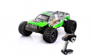 """Monster Truck """"Terminator"""" - G617 RC, atinge 40Km/h, capacitate sa de a functiona pe o gamă largă de terenuri, inclusiv la sol, iarbă și nisip, la doar 499 RON in loc de 999 RON"""