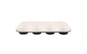 Forma 12 Briose cu interior ceramic SAPIR SP-1223-GC