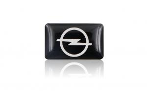 Embleme silicon Opel, set de 10 bucati