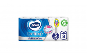 Zewa Delicate Care