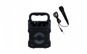 Boxa portabila bluetooth ,mp3 + microfon