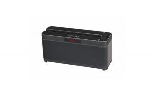 Boxa portabila hf-x3 cu bluetooth redare mp3 stick usb, card memorie, cu stand pentru telefon