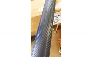 Rola folie carbon 3D negru latime 1.27m x 30m