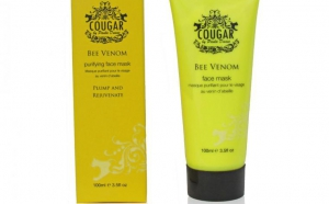 Cougar Bee Venom Purifying Face Mask, Cougar